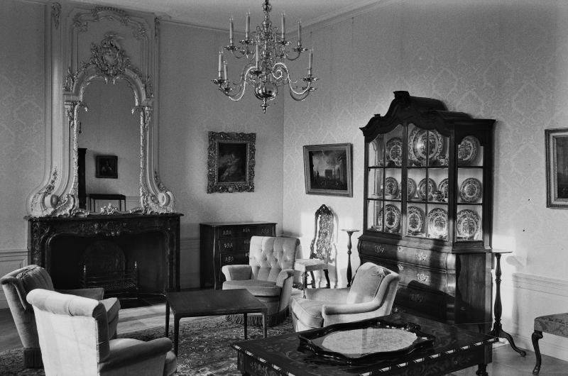 Den haag catshuis het geheugen van nederland online beeldbank van archieven musea en - Whirlpool van het interieur ...