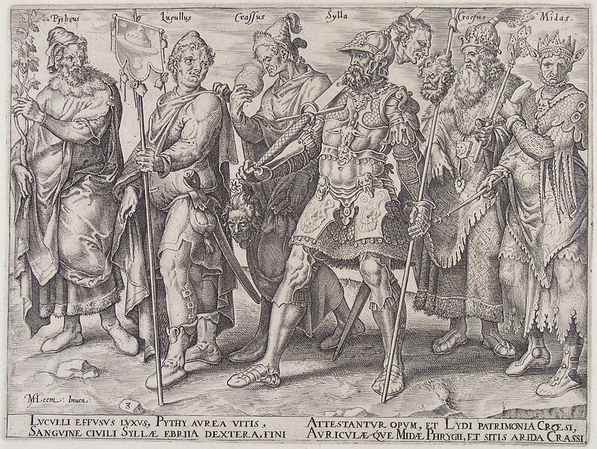Citaten Uit De Oudheid : Beruchte voorbeelden van rijkdom uit de oudheid divitum