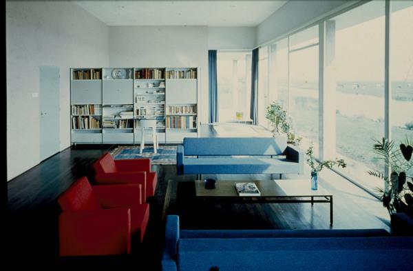 Afbeelding van woning van den doel interieur - Afbeelding eigentijdse woonkamer ...