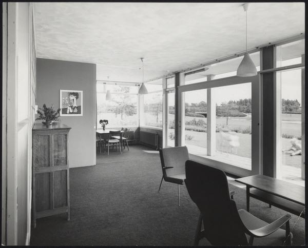 Afbeelding van woning theissing utrecht interieur - Afbeelding eigentijdse woonkamer ...