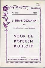 No 202 3 Sterke Gedichten Voor De Koperen