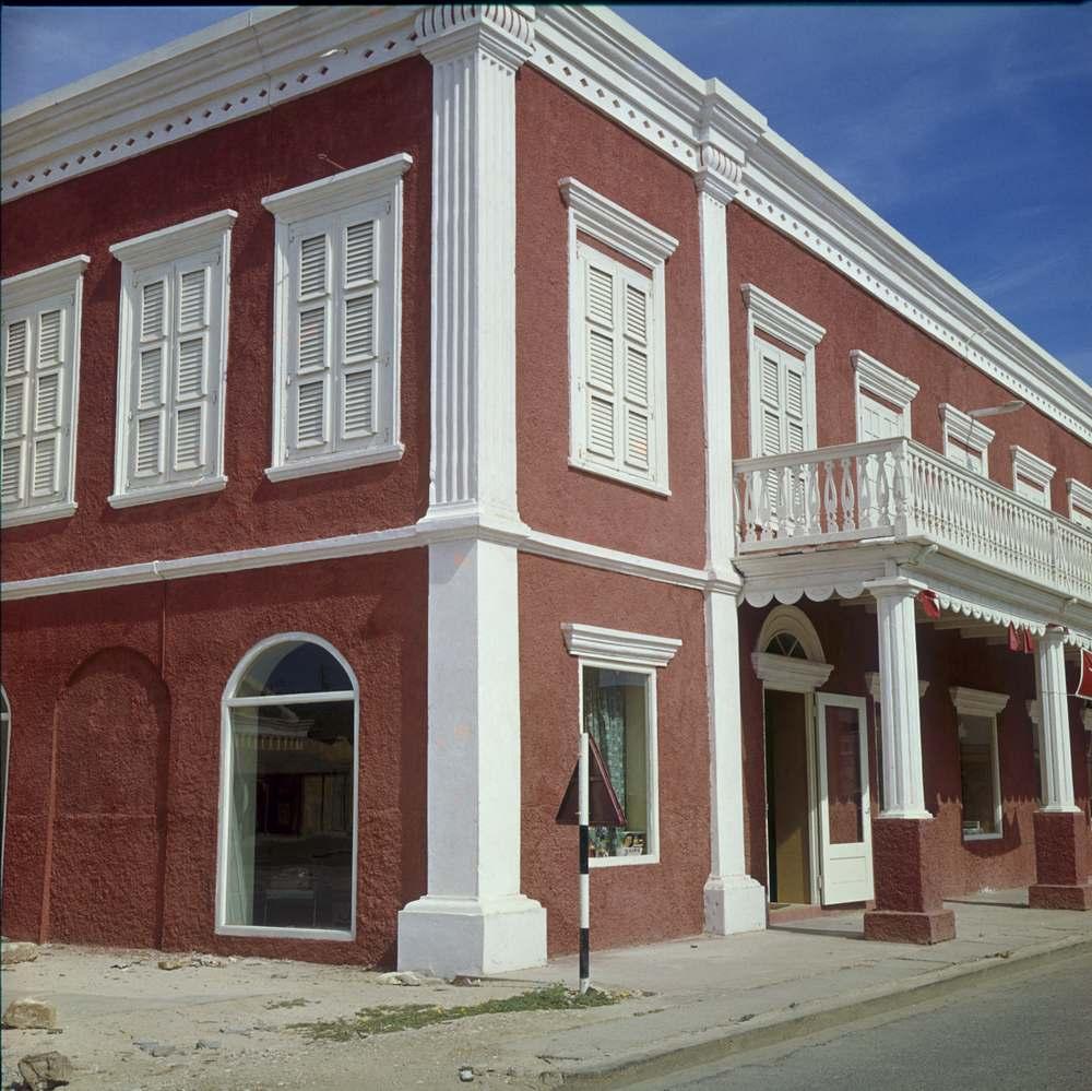 Gevel van een huis in oudhollandse stijl het geheugen van nederland online beeldbank van - Huis gevel ...