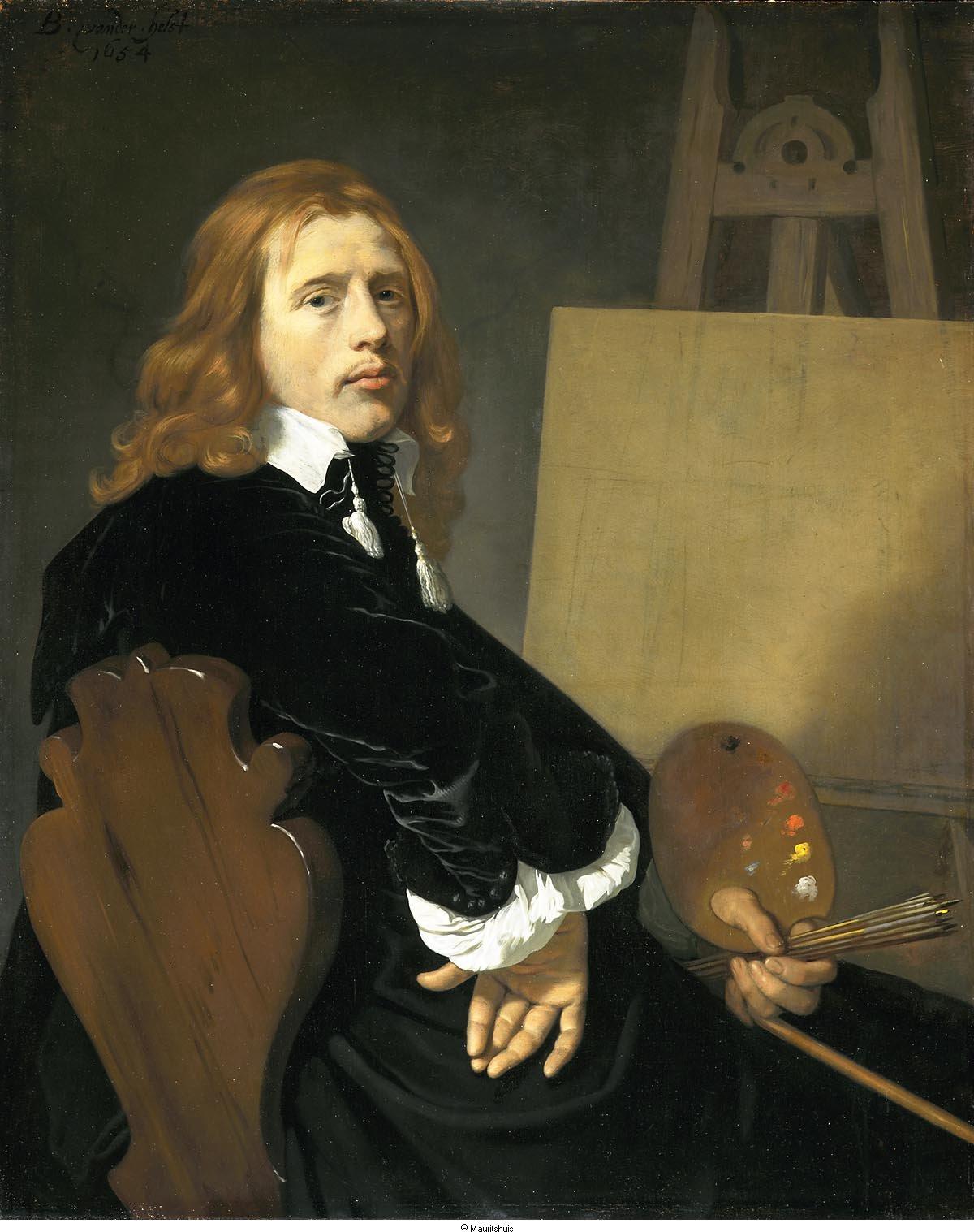 Portret van paulus potter geheugen van nederland - Klein kamermeisje ...