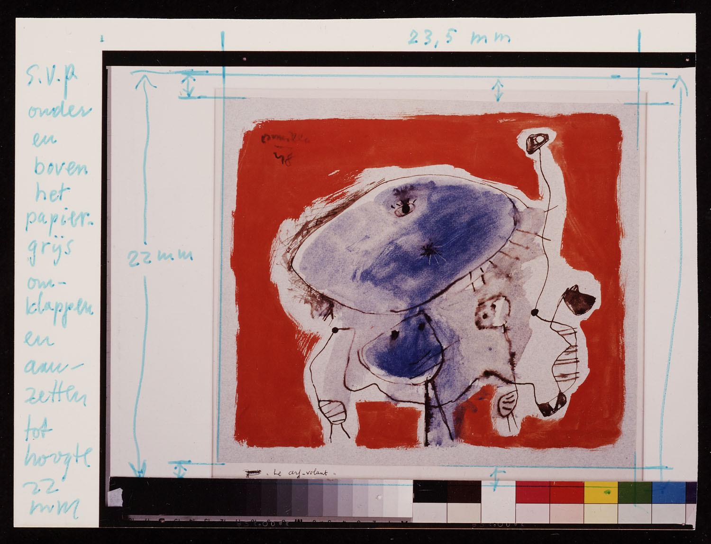Foto voor postzegels nederland 1988 moderne schilderkunst for Moderne schilderkunst