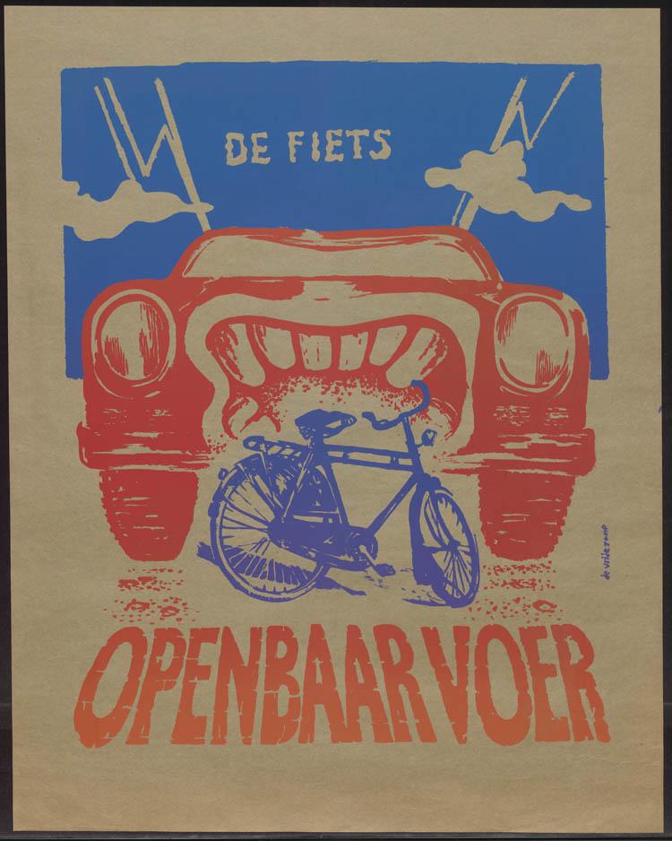 De fiets openbaar vervoer