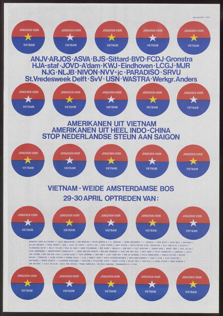 Jongeren voor vietnam geheugen van nederland - Klein kamermeisje ...