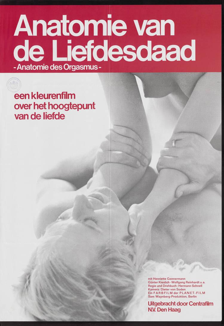 Anatomie van de liefdesdaad - Geheugen van Nederland