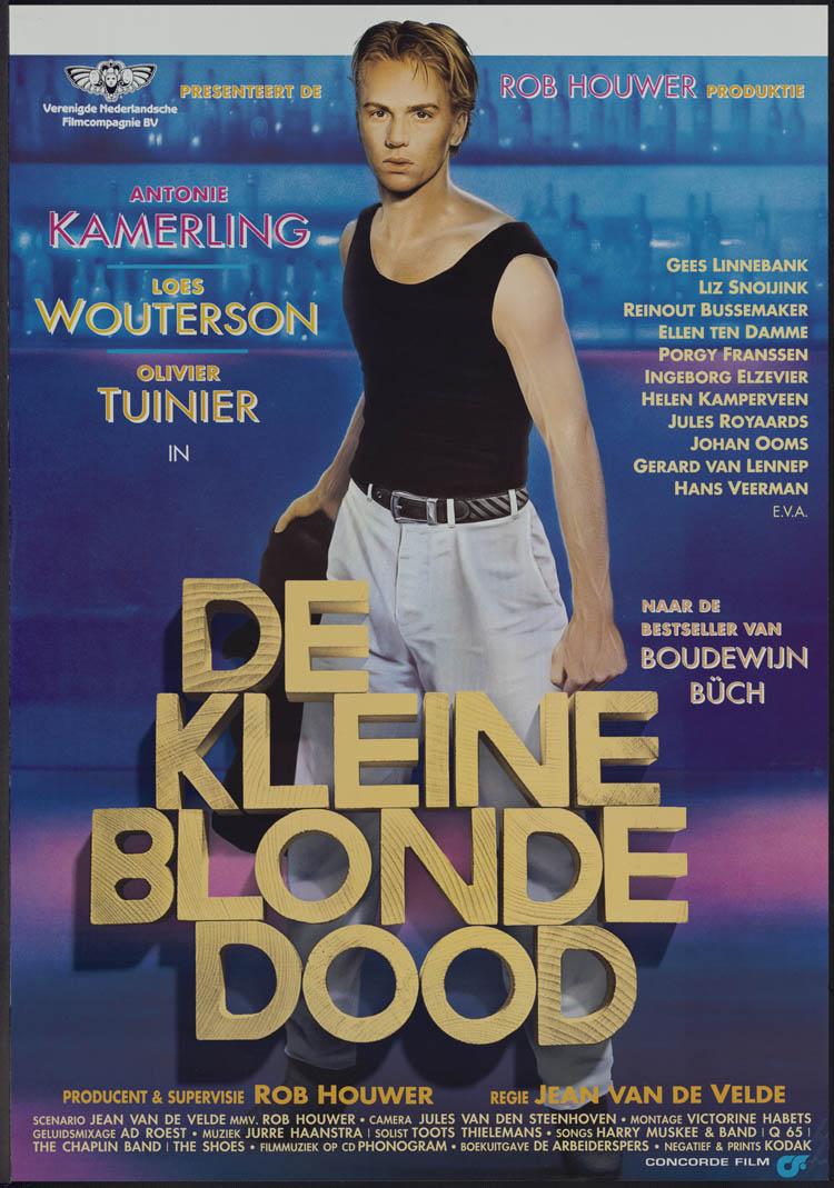 Citaten Uit De Kleine Blonde Dood : Kleine blonde dood de