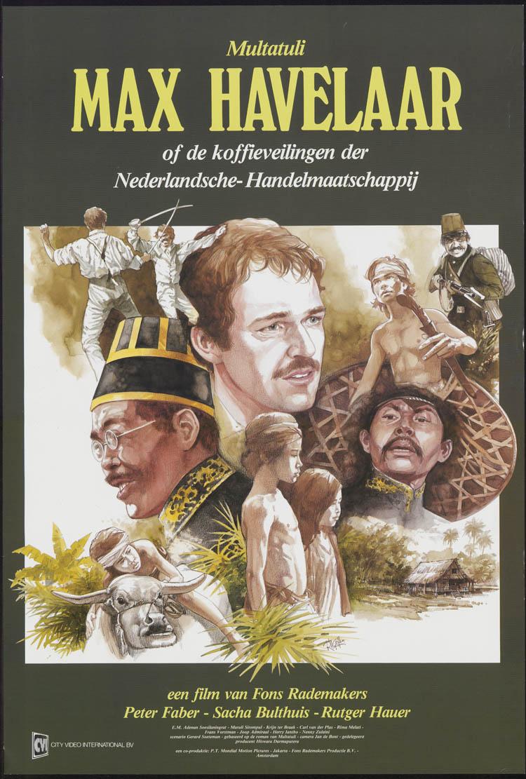 Citaten Uit Max Havelaar : Max havelaar geheugen van nederland