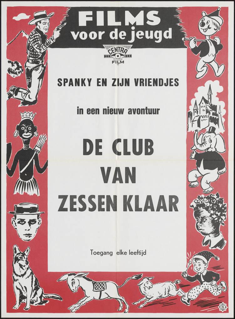 Club Van Zessen Klaar De Geheugen Van Nederland