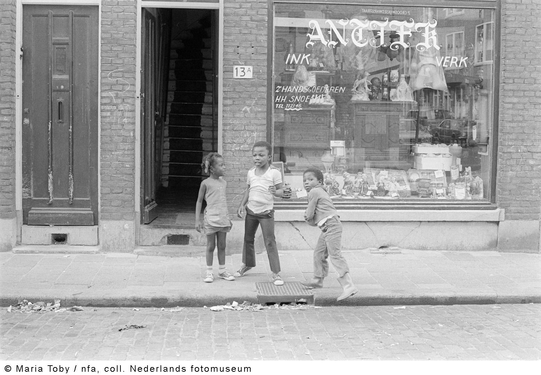 Crooswijk rotterdam 1978 het geheugen van nederland for Rotterdam crooswijk