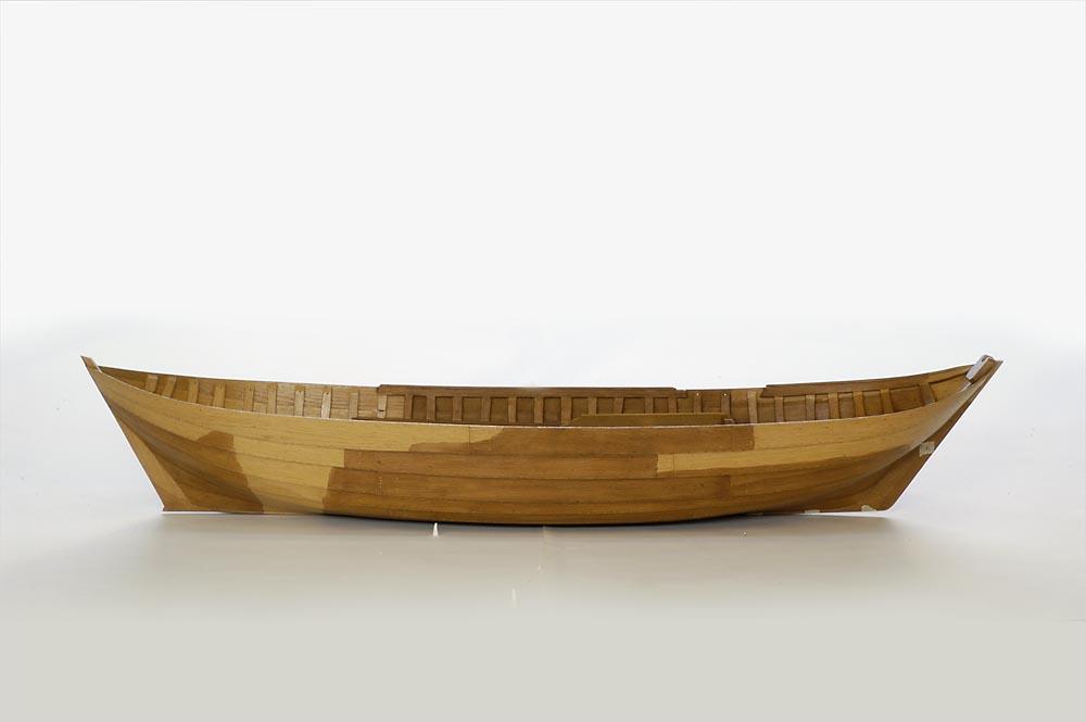 Scheepsmodel van een kogge gedateerd in de geheugen van nederland - Model bibliotheek houten ...