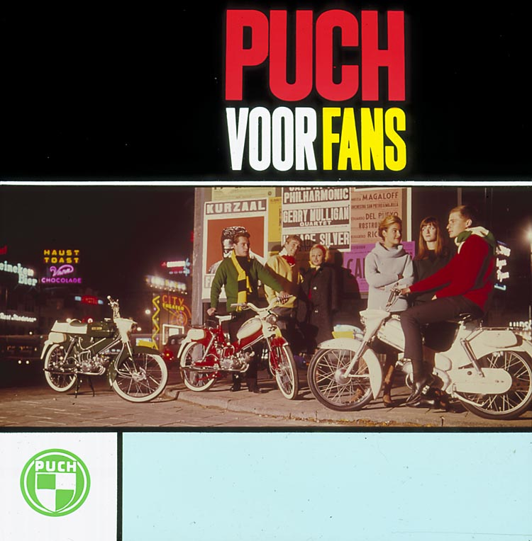 Puch voor fans