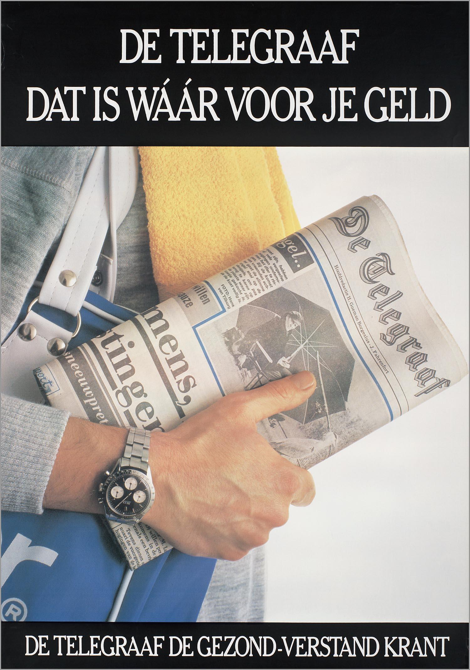 De Telegraaf Dat Is Waar Voor Je Geld De Telegraaf De Gezond Verstand Krant Het Geheugen