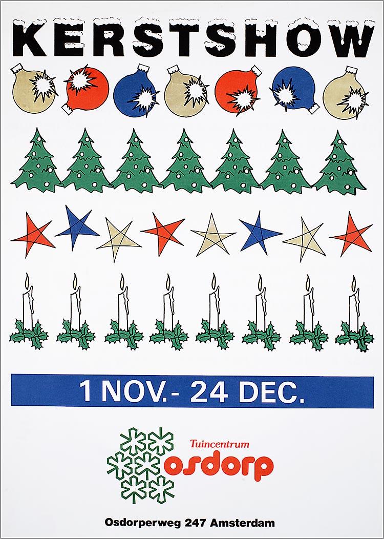 Kerstshow 1 nov 24 dec tuincentrum osdorp osdorperweg for Tuincentrum amsterdam