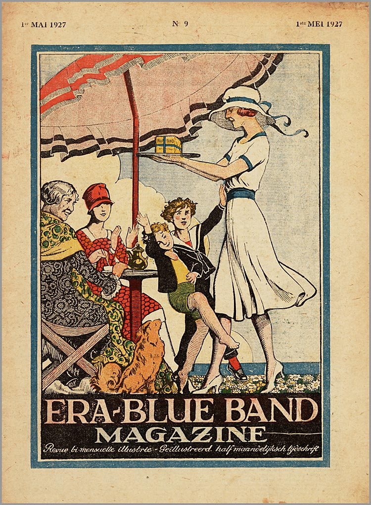 The Blue Band Journal The Blue Band Magazine is published in May, September and January each year and contains news of Royal Marines Bands and Royal Naval Volunteer Bands. It also includes articles, details of future concerts and displays, pictures of the bands in action, personalities, and items of general interest to band enthusiasts.