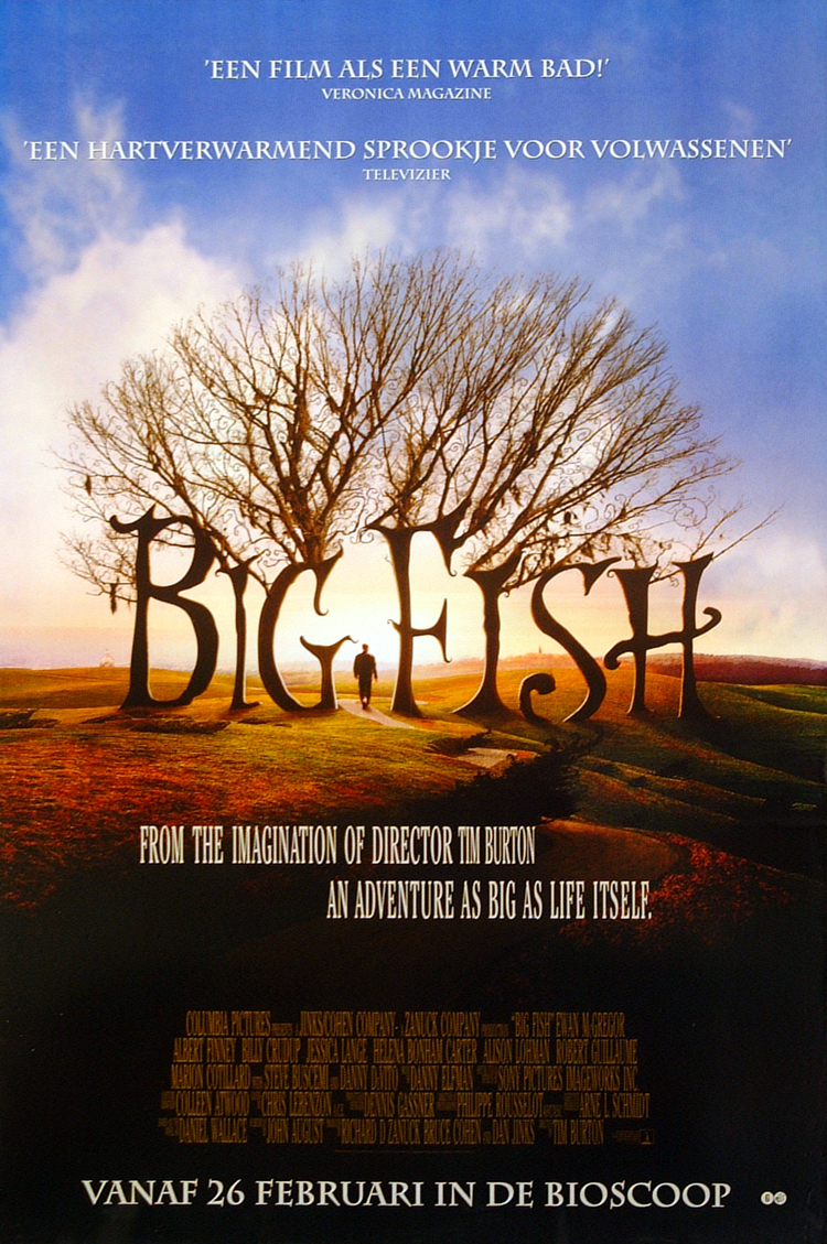 Big fish memory of the netherlands online image for Big fish online free