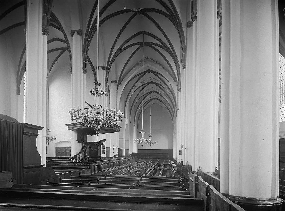 Amersfoort sint joriskerk geheugen van nederland for Interieur amersfoort