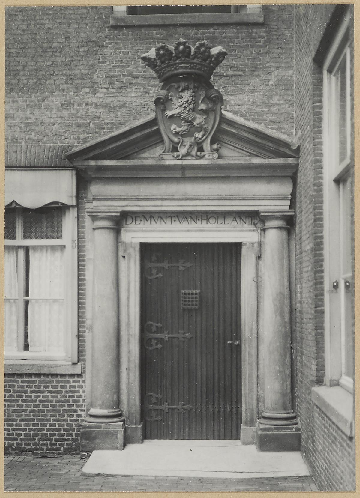 Dordrecht: Munt