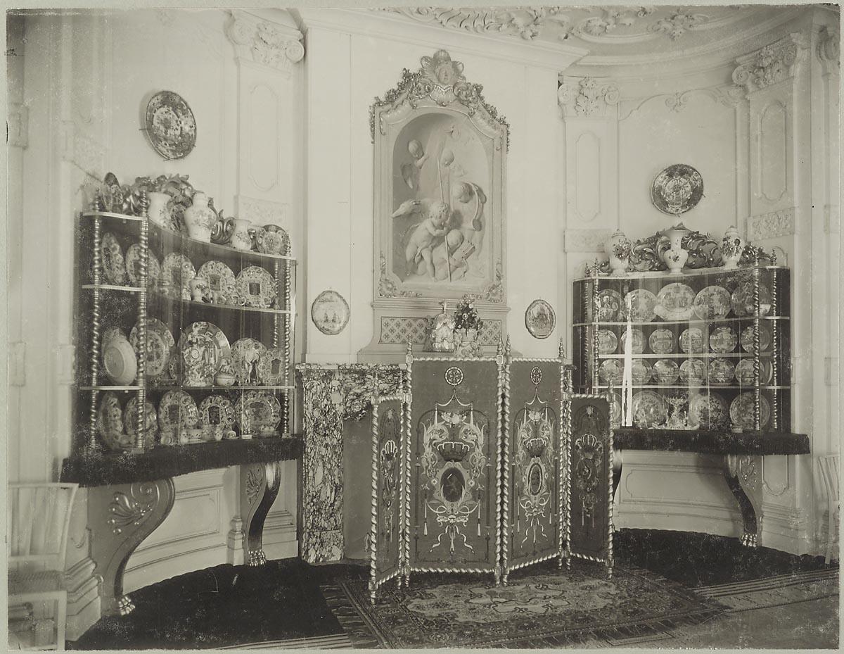 39 s gravenhage paleis huis ten bosch geheugen van nederland for Melchior interieur den haag