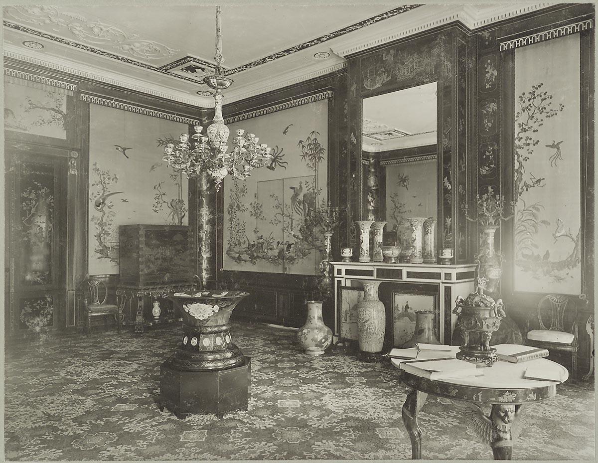 39 s gravenhage paleis huis ten bosch het geheugen van for Melchior interieur den haag