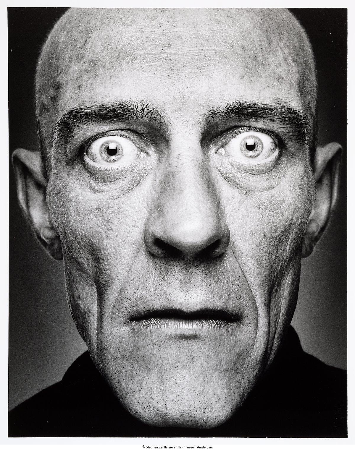 Portret van Willem Hooymans, WAO-er - geboren te Wamel ...