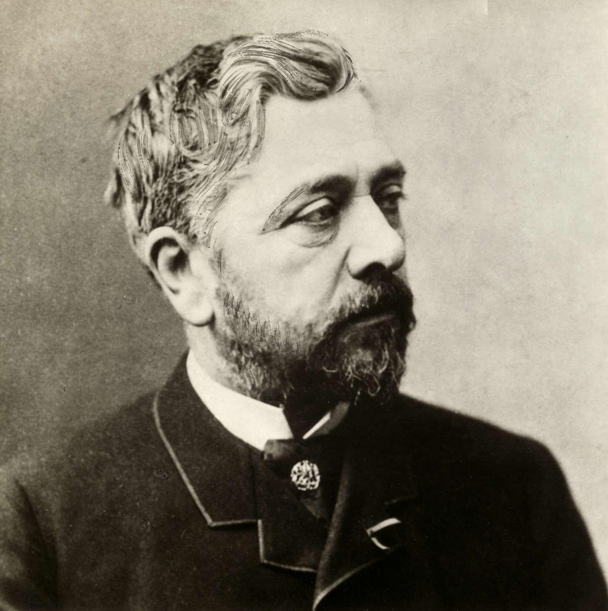 Alexandre gustave eiffel 1832 1923 frans architect for Eiffel architect