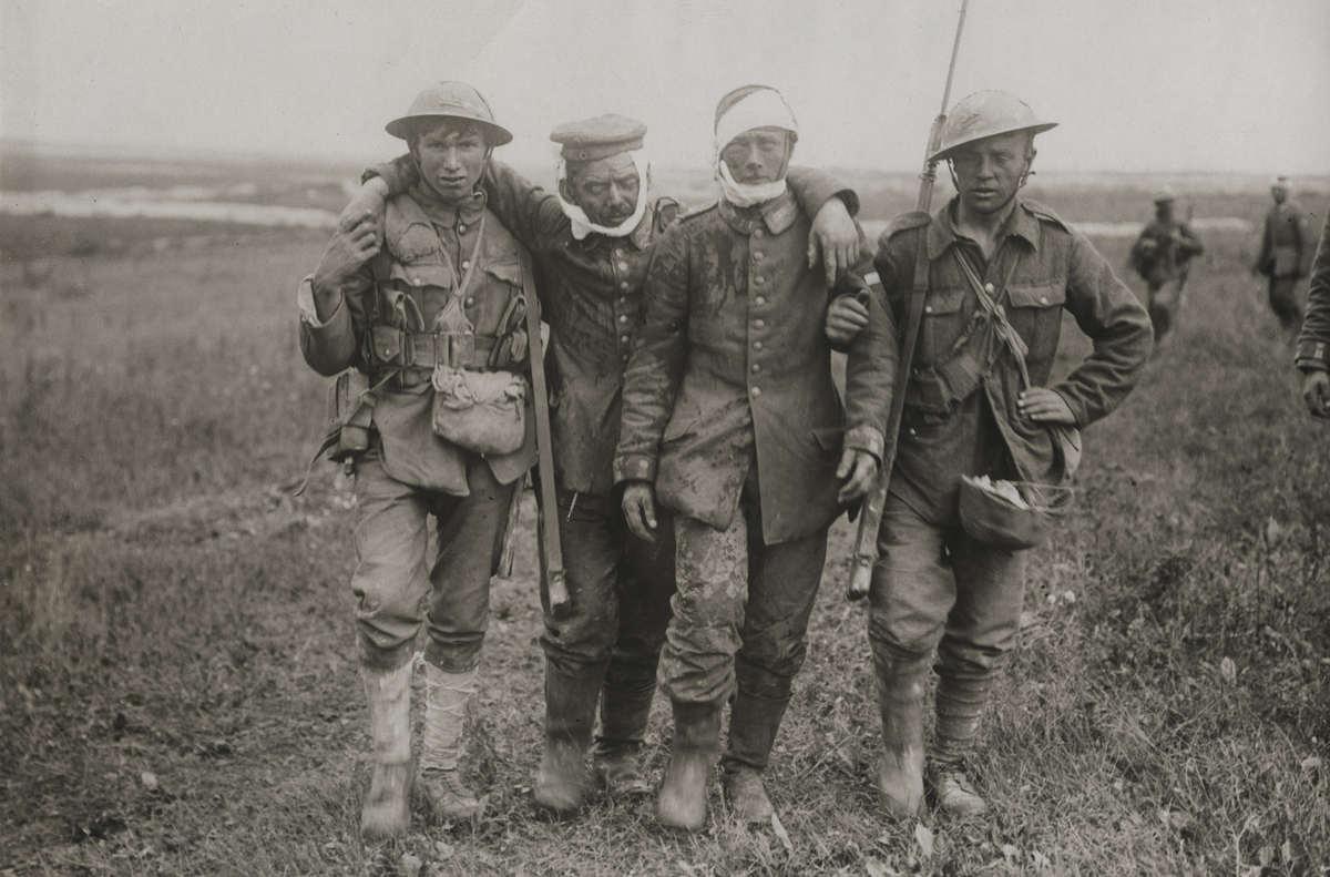Citaten Uit Oorlog Zonder Vrienden : Eerste wereldoorlog engelse soldaten ondersteuenen