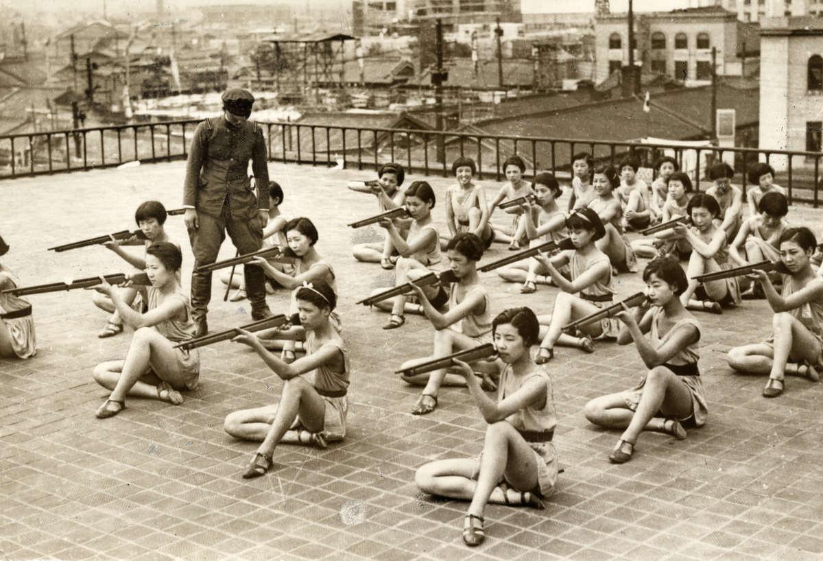 Tweede Wereldoorlog Japans Chinese Oorlog 1937 1945