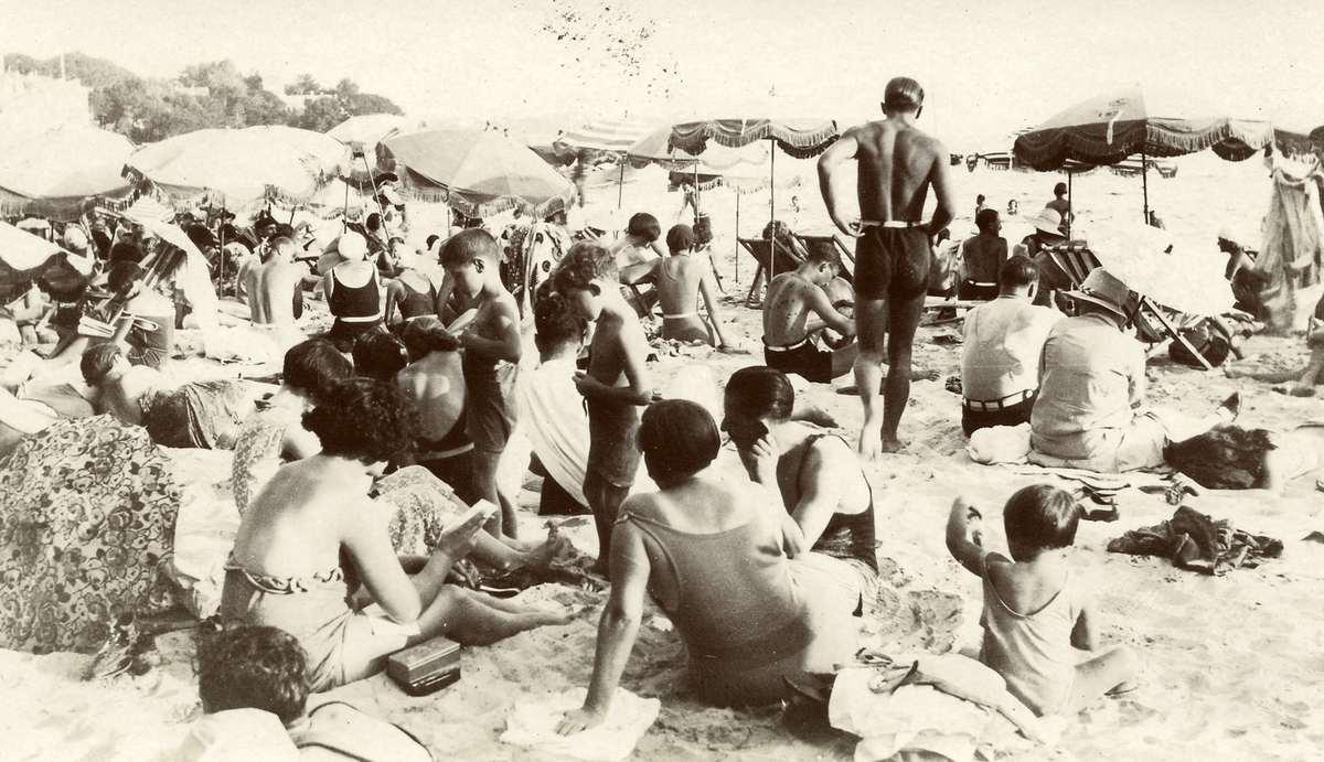 Strande nudist FKK Jung