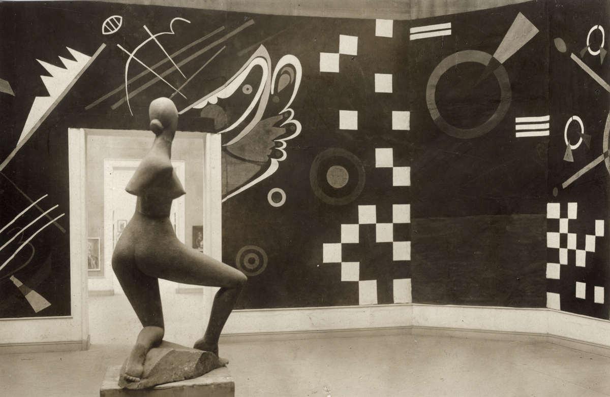 Westerse schilderkunst moderne schilderkunst beeld for Moderne schilderkunst