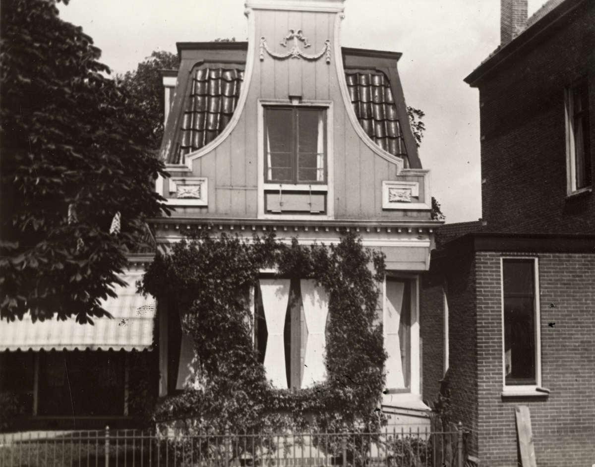 Gevels huizen zaanse huizen met gevel aan de zaan nederland zaanstreek 1922 site title - Gevels van hedendaagse huizen ...