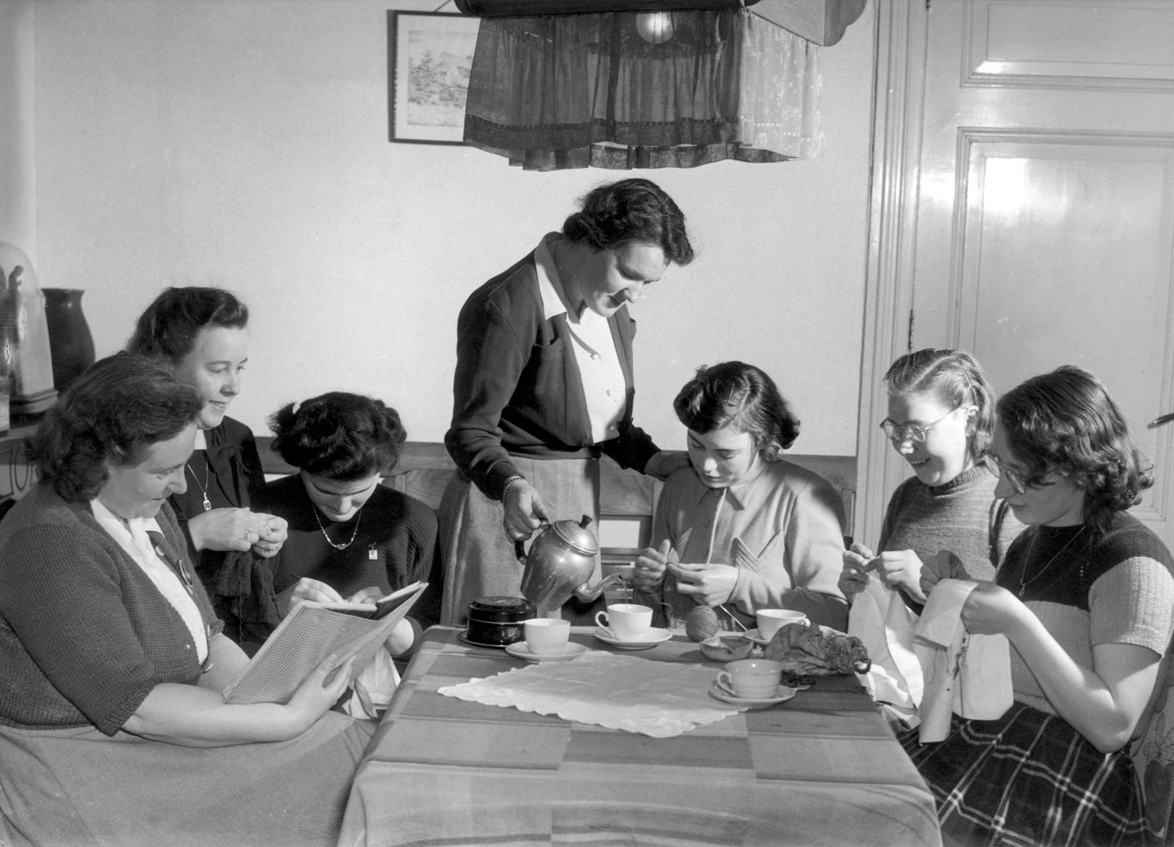Cursus Breien En Haken In Clubhuis Union Aan De Van Speykstraat In