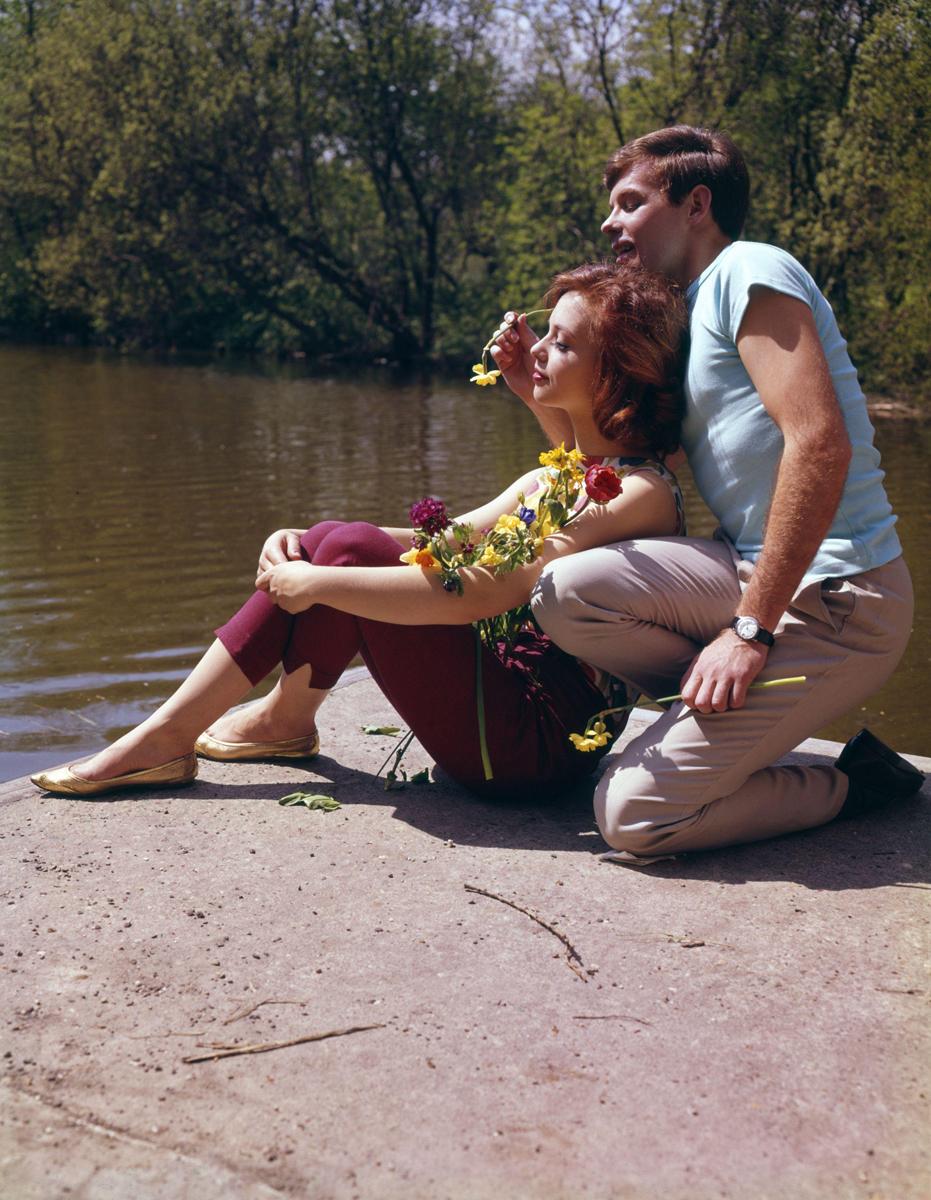 Flirten en verliefd zijn Flirten of verliefd