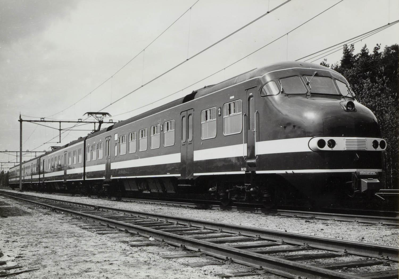 Treinstel plan tt ns 501 het geheugen van nederland for 501 plan