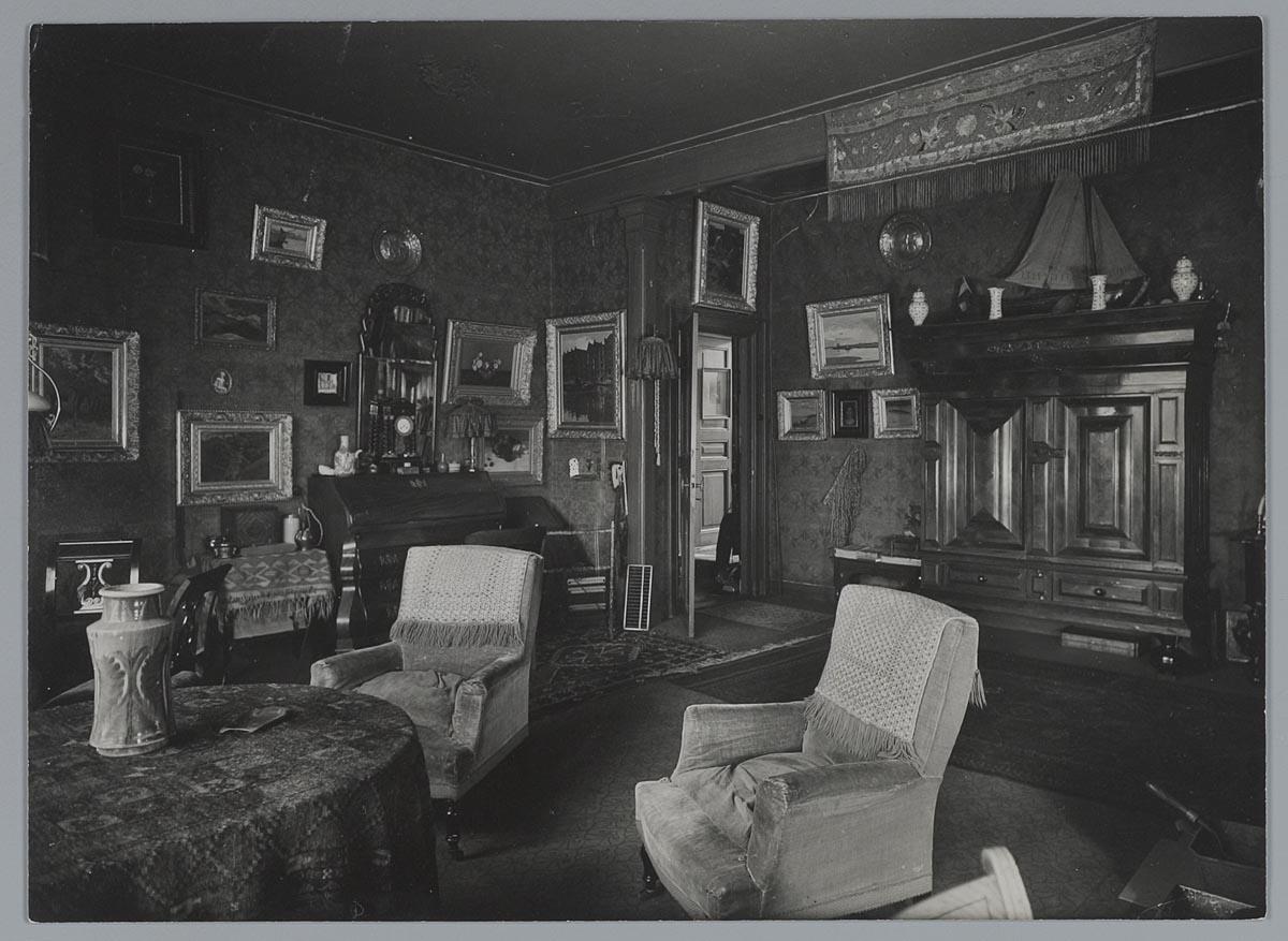 Interieur witsenhuis amsterdam het geheugen van for Interieur 1920