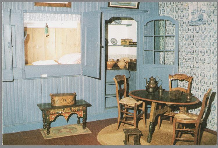 Interieur stijlkamer van de stichting de oude p lle te for Gulden interieur